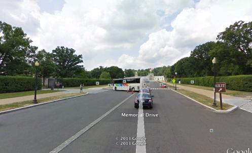 memorial drive