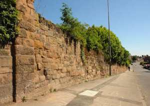 townwall